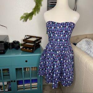 Strapless Dress AA2